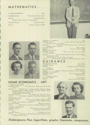 Page 13, 1949 Edition, Westfield High School - Gammadian Yearbook (Westfield, MA) online yearbook collection
