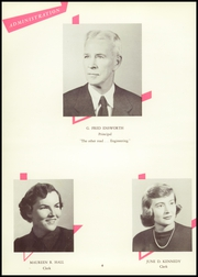 Page 10, 1957 Edition, Westfield High School - Gammadian Yearbook (Westfield, MA) online yearbook collection