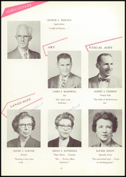Page 11, 1957 Edition, Westfield High School - Gammadian Yearbook (Westfield, MA) online yearbook collection