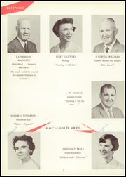 Page 12, 1957 Edition, Westfield High School - Gammadian Yearbook (Westfield, MA) online yearbook collection