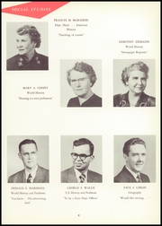 Page 13, 1957 Edition, Westfield High School - Gammadian Yearbook (Westfield, MA) online yearbook collection