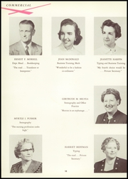 Page 14, 1957 Edition, Westfield High School - Gammadian Yearbook (Westfield, MA) online yearbook collection