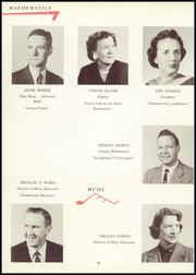 Page 16, 1957 Edition, Westfield High School - Gammadian Yearbook (Westfield, MA) online yearbook collection