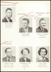 Page 17, 1957 Edition, Westfield High School - Gammadian Yearbook (Westfield, MA) online yearbook collection