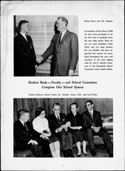 Page 12, 1958 Edition, Barnstable High School - Barnacle Yearbook (Hyannis, MA) online yearbook collection