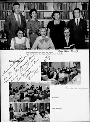 Page 16, 1958 Edition, Barnstable High School - Barnacle Yearbook (Hyannis, MA) online yearbook collection
