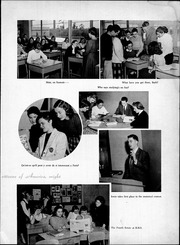 Page 17, 1958 Edition, Barnstable High School - Barnacle Yearbook (Hyannis, MA) online yearbook collection