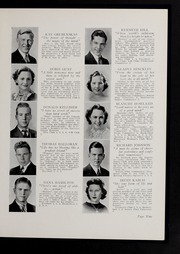 Page 11, 1938 Edition, Stoughton High School - Stotonian / Semaphore Yearbook (Stoughton, MA) online yearbook collection