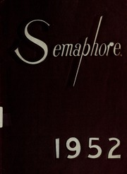Stoughton High School - Stotonian / Semaphore Yearbook (Stoughton, MA) online yearbook collection, 1952 Edition, Page 1