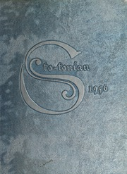 Stoughton High School - Stotonian / Semaphore Yearbook (Stoughton, MA) online yearbook collection, 1956 Edition, Page 1