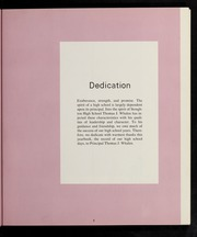 Page 9, 1965 Edition, Stoughton High School - Stotonian / Semaphore Yearbook (Stoughton, MA) online yearbook collection