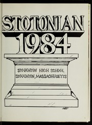 Page 5, 1984 Edition, Stoughton High School - Stotonian / Semaphore Yearbook (Stoughton, MA) online yearbook collection