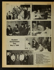Page 8, 1986 Edition, Stoughton High School - Stotonian / Semaphore Yearbook (Stoughton, MA) online yearbook collection