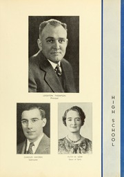 Page 11, 1938 Edition, Norwood High School - Tiot Yearbook (Norwood, MA) online yearbook collection