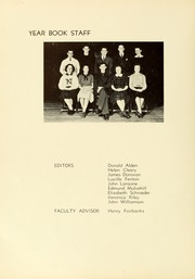 Page 16, 1938 Edition, Norwood High School - Tiot Yearbook (Norwood, MA) online yearbook collection