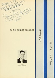 Page 9, 1938 Edition, Norwood High School - Tiot Yearbook (Norwood, MA) online yearbook collection