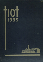1939 Edition, Norwood High School - Tiot Yearbook (Norwood, MA)