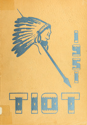 1951 Edition, Norwood High School - Tiot Yearbook (Norwood, MA)
