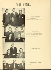 Page 12, 1952 Edition, Norwood High School - Tiot Yearbook (Norwood, MA) online yearbook collection