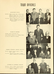 Page 13, 1952 Edition, Norwood High School - Tiot Yearbook (Norwood, MA) online yearbook collection