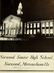 Page 7, 1952 Edition, Norwood High School - Tiot Yearbook (Norwood, MA) online yearbook collection