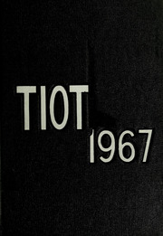 1967 Edition, Norwood High School - Tiot Yearbook (Norwood, MA)