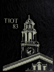 1983 Edition, Norwood High School - Tiot Yearbook (Norwood, MA)
