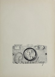 Page 5, 1939 Edition, North Quincy High School - Manet Yearbook (North Quincy, MA) online yearbook collection