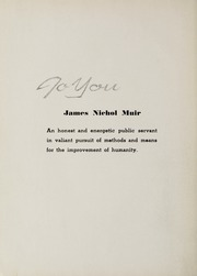 Page 8, 1939 Edition, North Quincy High School - Manet Yearbook (North Quincy, MA) online yearbook collection
