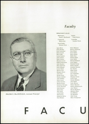 Page 12, 1945 Edition, North Quincy High School - Manet Yearbook (North Quincy, MA) online yearbook collection