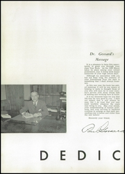 Page 8, 1945 Edition, North Quincy High School - Manet Yearbook (North Quincy, MA) online yearbook collection