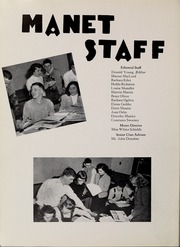 Page 16, 1949 Edition, North Quincy High School - Manet Yearbook (North Quincy, MA) online yearbook collection