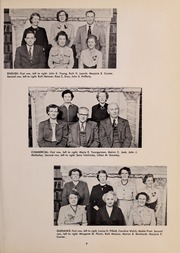 Page 13, 1952 Edition, North Quincy High School - Manet Yearbook (North Quincy, MA) online yearbook collection