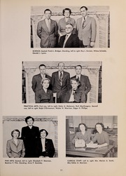 Page 15, 1952 Edition, North Quincy High School - Manet Yearbook (North Quincy, MA) online yearbook collection
