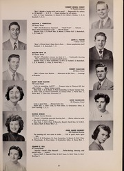 Page 25, 1952 Edition, North Quincy High School - Manet Yearbook (North Quincy, MA) online yearbook collection
