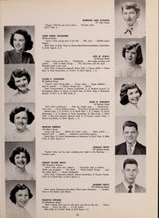 Page 41, 1952 Edition, North Quincy High School - Manet Yearbook (North Quincy, MA) online yearbook collection
