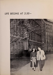 Page 7, 1952 Edition, North Quincy High School - Manet Yearbook (North Quincy, MA) online yearbook collection