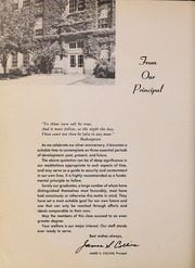 Page 8, 1952 Edition, North Quincy High School - Manet Yearbook (North Quincy, MA) online yearbook collection