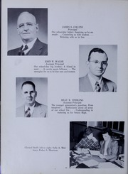 Page 14, 1954 Edition, North Quincy High School - Manet Yearbook (North Quincy, MA) online yearbook collection