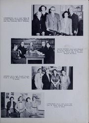 Page 15, 1954 Edition, North Quincy High School - Manet Yearbook (North Quincy, MA) online yearbook collection