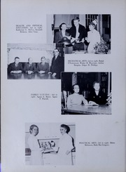 Page 16, 1954 Edition, North Quincy High School - Manet Yearbook (North Quincy, MA) online yearbook collection