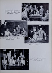 Page 17, 1954 Edition, North Quincy High School - Manet Yearbook (North Quincy, MA) online yearbook collection