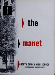 Page 7, 1954 Edition, North Quincy High School - Manet Yearbook (North Quincy, MA) online yearbook collection