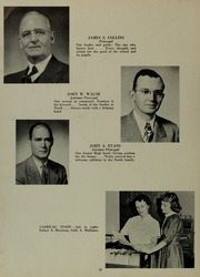 Page 14, 1955 Edition, North Quincy High School - Manet Yearbook (North Quincy, MA) online yearbook collection