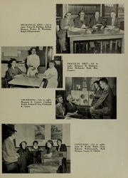 Page 15, 1955 Edition, North Quincy High School - Manet Yearbook (North Quincy, MA) online yearbook collection
