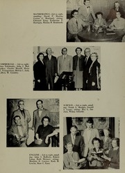 Page 17, 1955 Edition, North Quincy High School - Manet Yearbook (North Quincy, MA) online yearbook collection