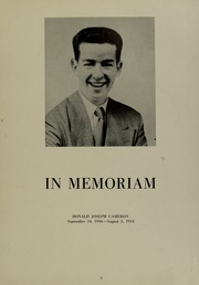 Page 9, 1955 Edition, North Quincy High School - Manet Yearbook (North Quincy, MA) online yearbook collection