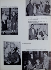 Page 17, 1958 Edition, North Quincy High School - Manet Yearbook (North Quincy, MA) online yearbook collection