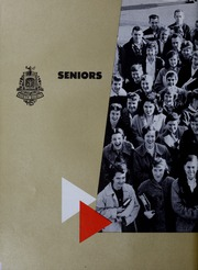 Page 18, 1958 Edition, North Quincy High School - Manet Yearbook (North Quincy, MA) online yearbook collection