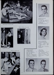 Page 21, 1958 Edition, North Quincy High School - Manet Yearbook (North Quincy, MA) online yearbook collection
